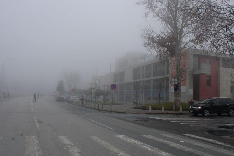 Ομίχλη στην Κεντρική και Δυτική Μακεδονία | tovima.gr