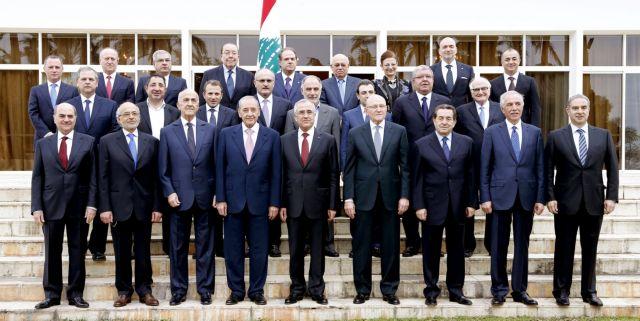 Τέλος στο πολιτικό αδιέξοδο στο Λίβανο, ανακοινώθηκε νέα κυβέρνηση   tovima.gr