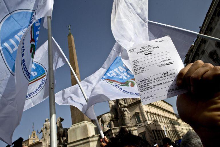 Αναποφάσιστο το 30,2% των Ιταλών αν θα ψηφίσει και ποιον | tovima.gr