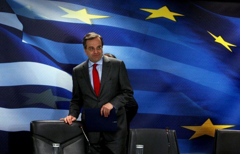 «Γυρίζει το παιχνίδι» επιμένει ο κ. Σαμαράς   tovima.gr