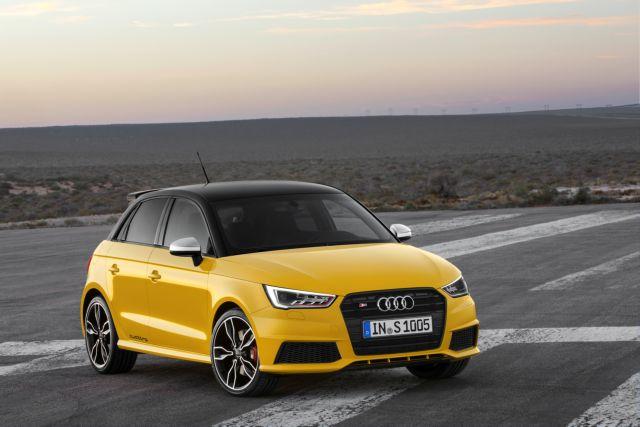 Audi S1 2.0 TFSI: Το μικρότερο quattro | tovima.gr