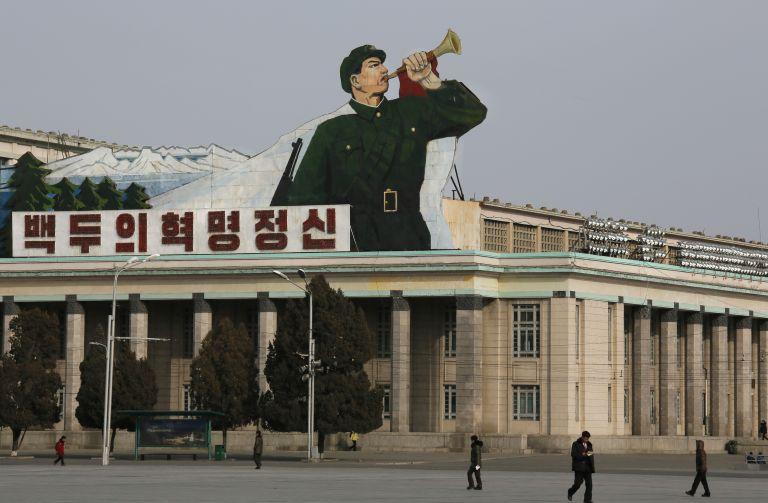 Η Κίνα στηρίζει την Βόρεια Κορέα μετά την έκθεση-κόλαφο του ΟΗΕ | tovima.gr