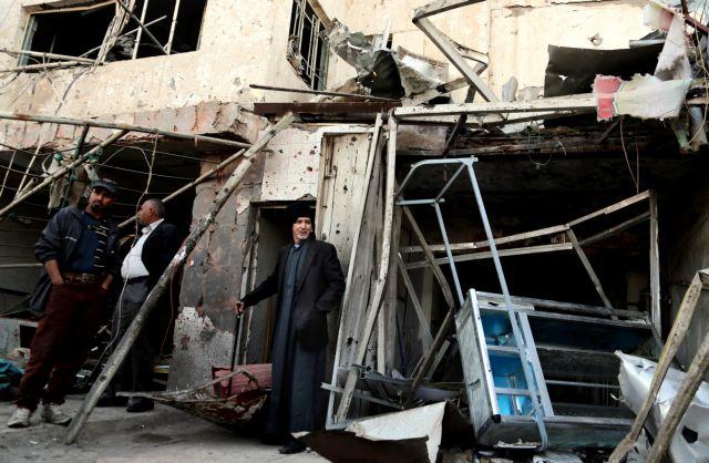 Ιράκ: Στους 49 οι νεκροί από νέο κύμα βομβιστικών επιθέσεων | tovima.gr