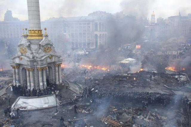 Μετά το ρωσικό καρότο, μαστίγιο στην Ουκρανία | tovima.gr