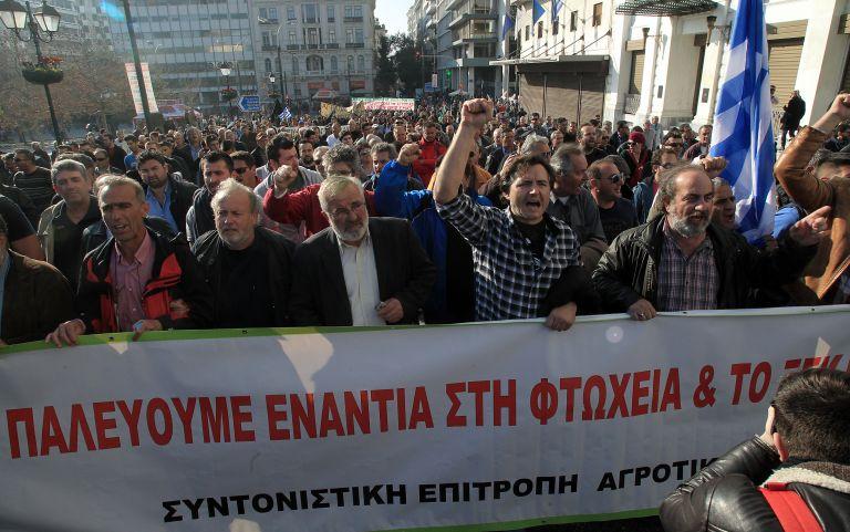 Με τον υπουργό Μακεδονίας-Θράκης συναντήθηκαν οι αγρότες | tovima.gr