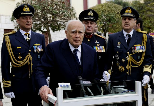 Κ.Παπούλιας: Ο λαός θα ξεπεράσει την κρίση   tovima.gr