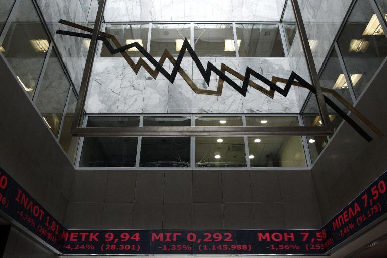 Με πτώση 2,44% έκλεισε το Χρηματιστήριο Αθηνών την Δευτέρα | tovima.gr