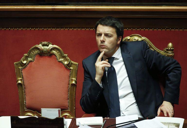 Ψήφο εμπιστοσύνης της γερουσίας εξασφάλισε η κυβέρνηση Ρέντσι   tovima.gr