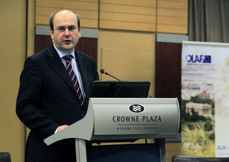 Χατζηδάκης: Θα κάνουμε ότι χρειαστεί για διαφάνεια σε κοινοτικούς πόρους   tovima.gr