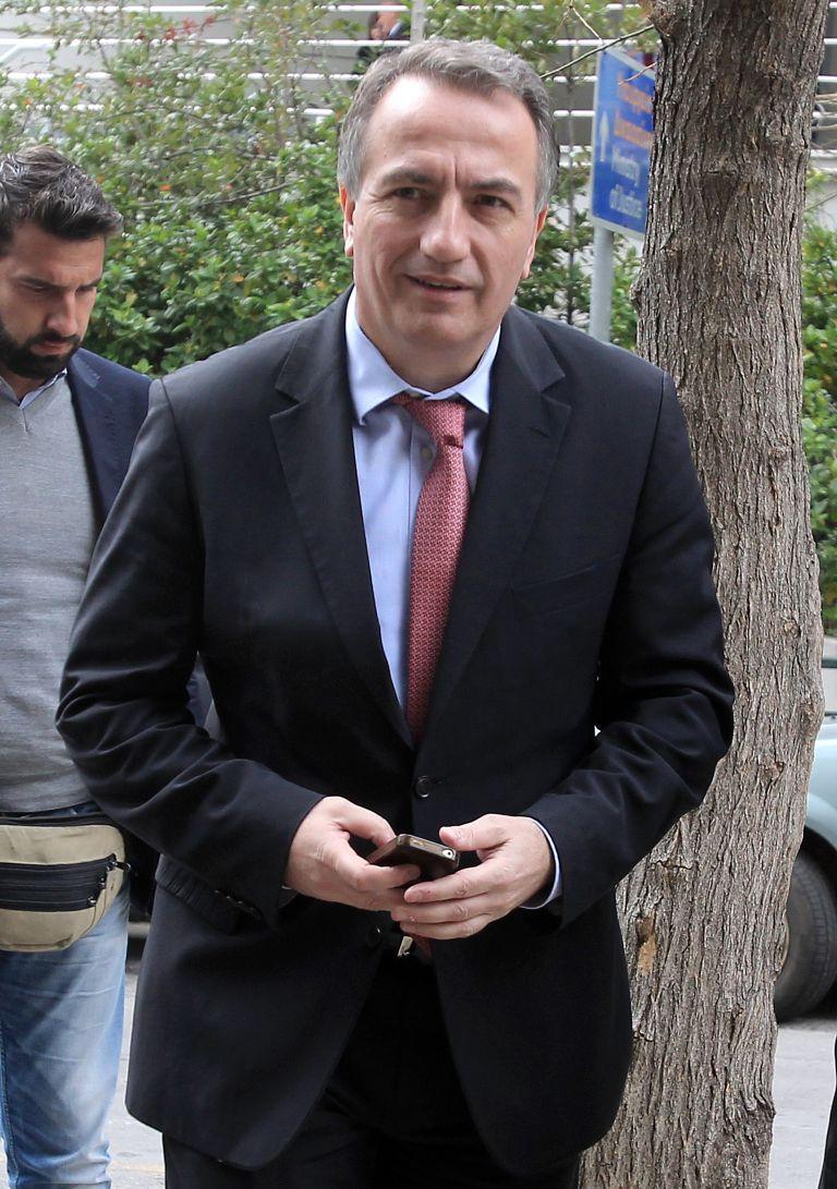 Καλαφάτης: Η κυβέρνηση κάηκε στο Μάτι και παραδόθηκε στα Σκόπια   tovima.gr