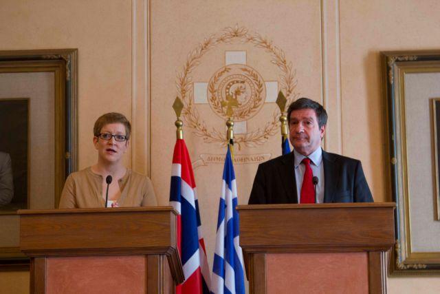 Δ. Αθηναίων: €2,06 εκατ. στον Κόμβο Αλληλοβοήθειας από τον ΕΟΧ   tovima.gr