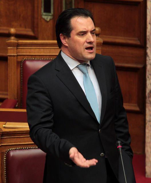 Γεωργιάδης:Αν δεν είμαι στο β'γύρο θα δώσω γραμμή στους ψηφοφόρους μου | tovima.gr