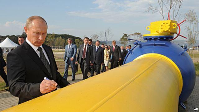 Ουκρανία: Η εκδίκηση του Πούτιν θα λέγεται φυσικό αέριο   tovima.gr