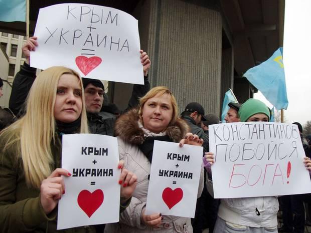 Απίθανη η «επανένωση» Ρωσίας – Κριμαίας | tovima.gr