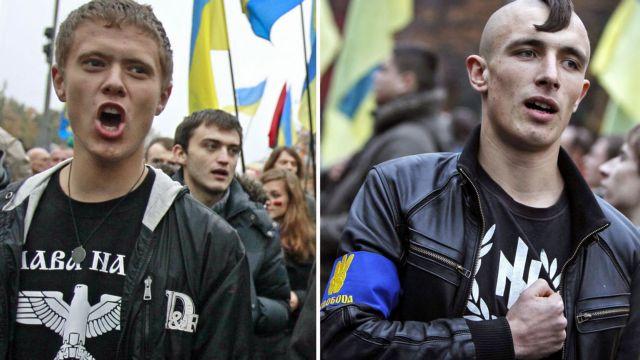 Ακροδεξιά α λα Ουκρανικά: Νεο-φασίστες μέλη της νέας κυβέρνησης στο Κίεβο   tovima.gr