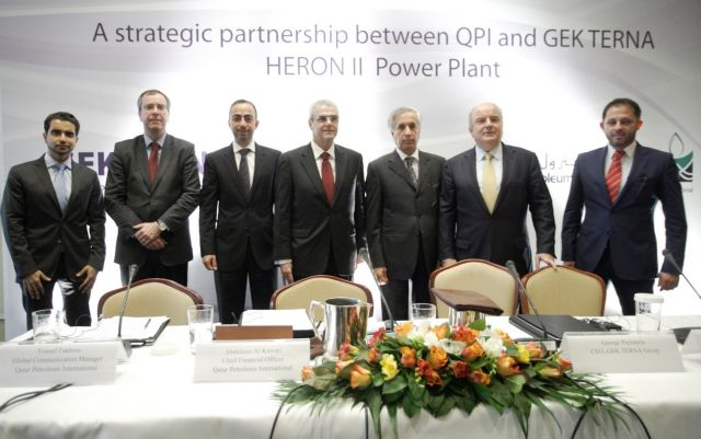 QPI makes the first Qatari energy investment in Greece | tovima.gr