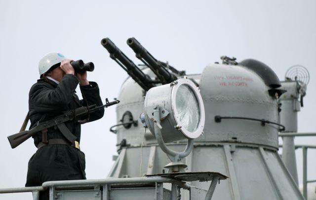 Κοινές ναυτικές ασκήσεις Ρωσίας και Κίνας ξεκινούν στη Μεσόγειο | tovima.gr