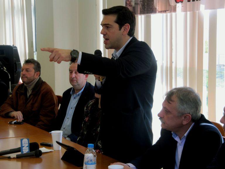 Αλ. Τσίπρας: Το μήνυμα θα σταλεί  με τις ευρωεκλογές | tovima.gr