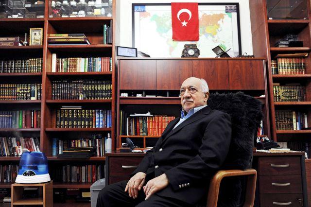 Γκιουλέν: «Η εξουσία δηλητηρίασε τον Ερντογάν»   tovima.gr
