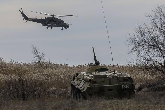 Ρωσία: Απαντά στο ΝΑΤΟ με νέες διμοιρίες στα δυτικά-νότια της χώρας | tovima.gr