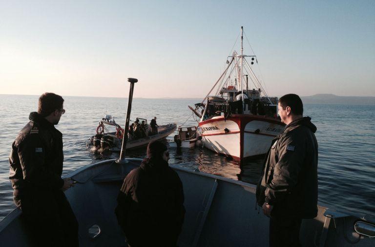 Συνελήφθησαν 26 μετανάστες στο Μανταμάδο της Λέσβου | tovima.gr