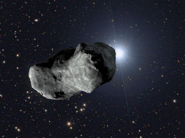 Αστεροειδής μεγέθους ποδοσφαιρικού γηπέδου πέρασε ξυστά από τη Γη | tovima.gr