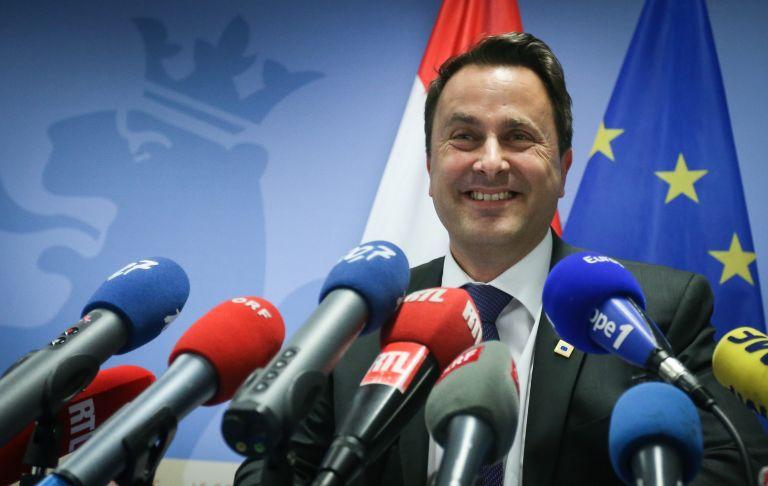 Tweet Ν. Νικολόπουλου εναντίον του πρωθυπουργού του Λουξεμβούργου | tovima.gr