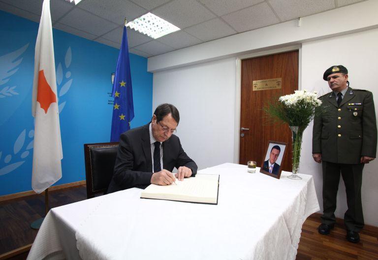 Νέος υπουργός Αμυνας της Κύπρου ο Χριστόφορος Φωκαΐδης   tovima.gr