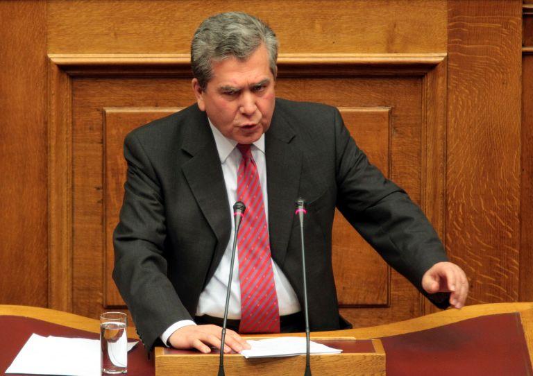 Μητρόπουλος: Η κυβέρνηση ετοιμάζει νέες περικοπές μετά τις εκλογές | tovima.gr