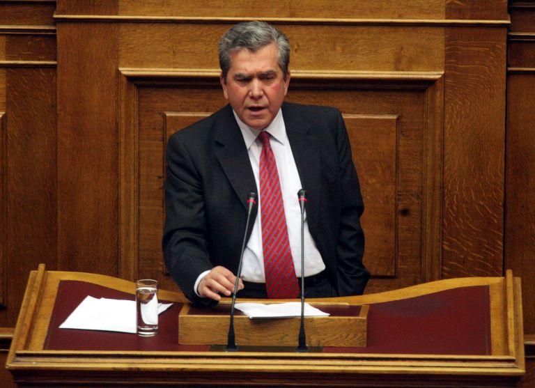 Αλ. Μητρόπουλος: Μπαίνει επίτροπος του ΔΝΤ στα ασφαλιστικά ταμεία | tovima.gr