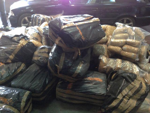 Κατασχέθηκαν 246 κιλά χασίς στην Ηπειρο | tovima.gr