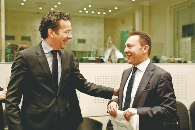 Eurogroup postpones debt sustainability talks for next review | tovima.gr