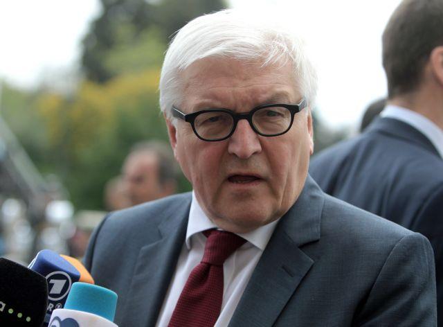 Φρανκ Βάλτερ Σταϊνμάγερ: «Η Ρωσία παίζει ένα επικίνδυνο παιχνίδι»   tovima.gr