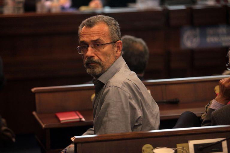 Παραιτήθηκε ο Παντελής Καψής από υφυπουργός Δημόσιας Τηλεόρασης | tovima.gr