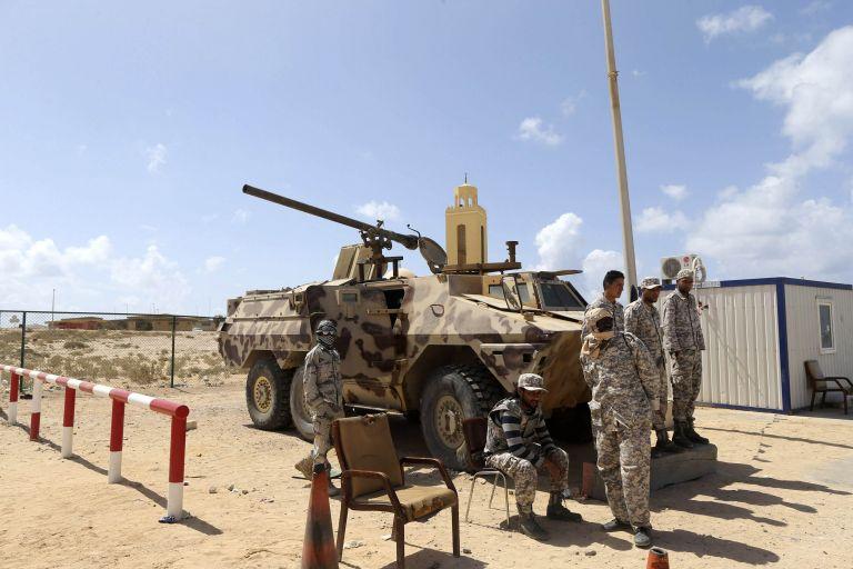 Λιβύη: Αιματηρές συγκρούσεις ισλαμιστών ανταρτών με τον στρατό | tovima.gr