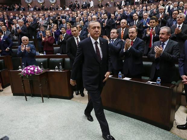 Φισκ: Πώς ο Ερντογάν έγινε «δικτάτορας της κακιάς ώρας» | tovima.gr