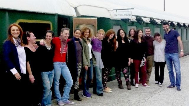 Το Τρένο των νέων στο Ρουφ   tovima.gr