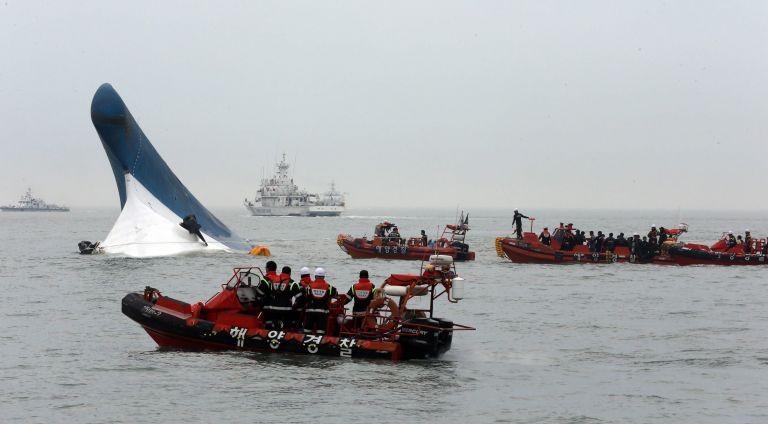 Νότια Κορέα: Δεύτερος δύτης νεκρός στις έρευνες για το ναυάγιο   tovima.gr