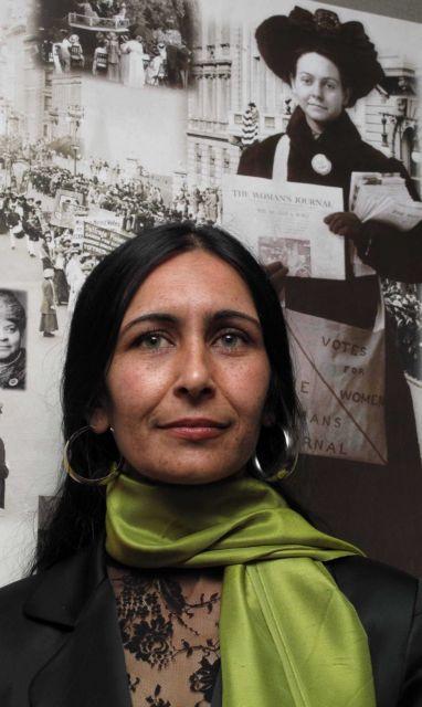 Σαμπιχά Σουλεϊμάν: Ελληνίδα, Ρομά, μουσουλμάνα, γυναίκα… | tovima.gr