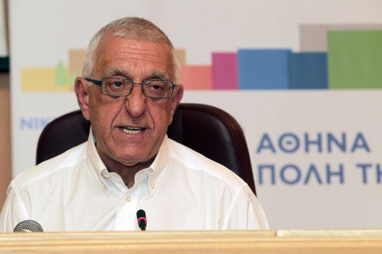 Ν.Κακλαμάνης: Εχω κάνει λάθη ως δήμαρχος τα οποία έχω αναγνωρίσει | tovima.gr