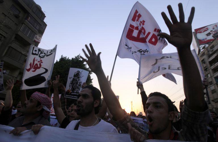 Σίσι: Εάν εκλεγώ οι Αδελφοί Μουσουλμάνοι δεν θα υπάρχουν πια | tovima.gr