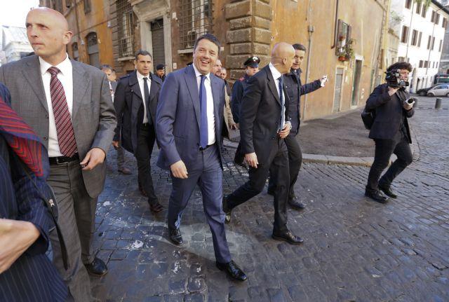 Ιταλία:Επιστολή σε κάθε δημόσιο υπάλληλο έστειλε ο Ρέντσι   tovima.gr