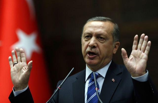 Ξεσπάθωσε ο Ερντογάν κατά του CNN και ξένου Τύπου | tovima.gr