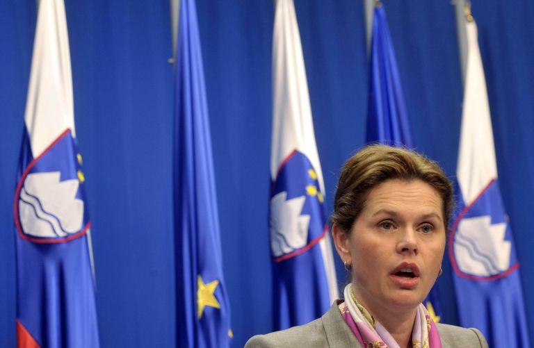 Παραιτήθηκε η πρωθυπουργός της Σλοβενίας Aλένκα Μπράτουσεκ | tovima.gr