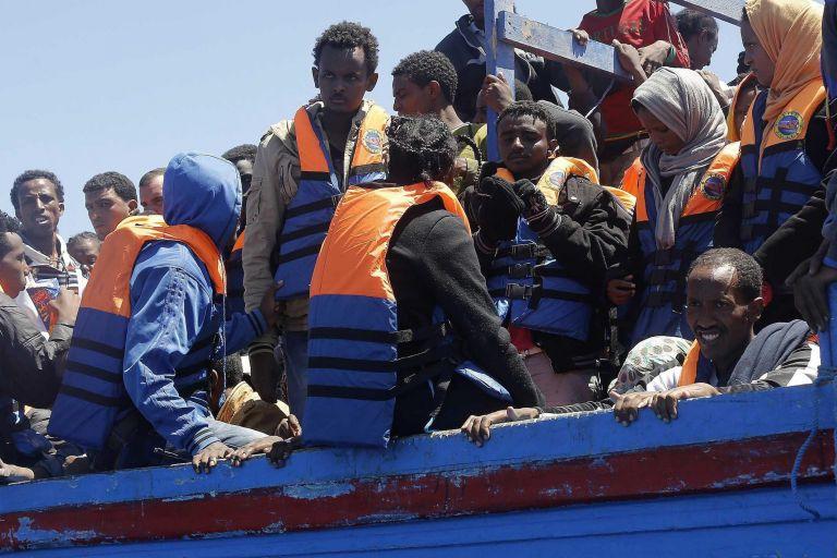Λαμπεντούζα: Ερευνα για το νέο ναυάγιο με θύματα μετανάστες   tovima.gr