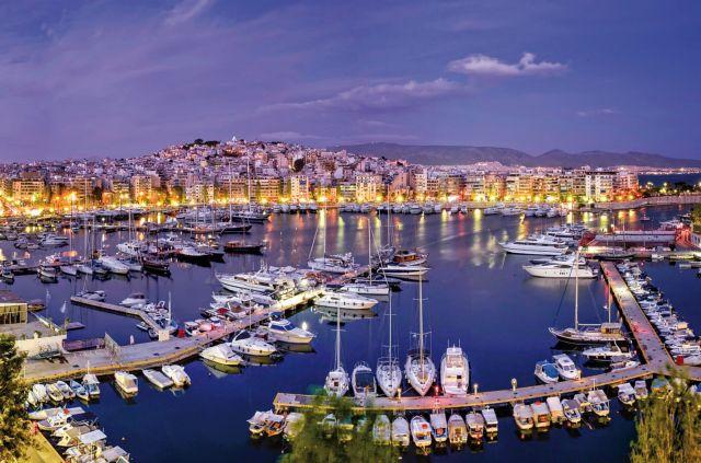 Εκδηλώσεις με επίκεντρο τη θάλασσα για ένα μήνα στον Πειραιά   tovima.gr