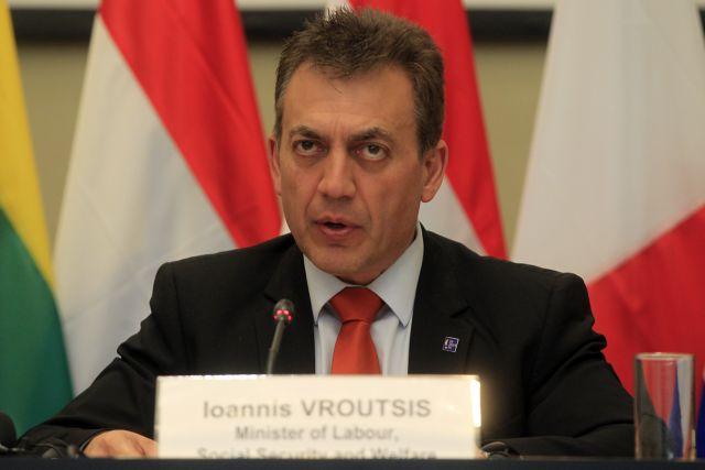 "Vroutsis: ""Insurance contribution cuts will generate 30,000 new jobs""   tovima.gr"