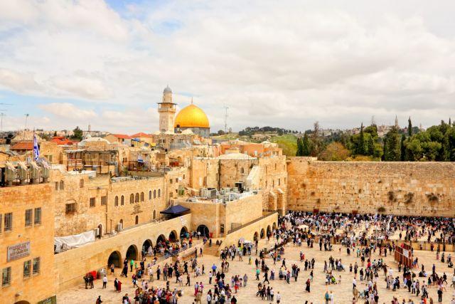 Μια ηρωίδα που τη λένε Ιερουσαλήμ | tovima.gr