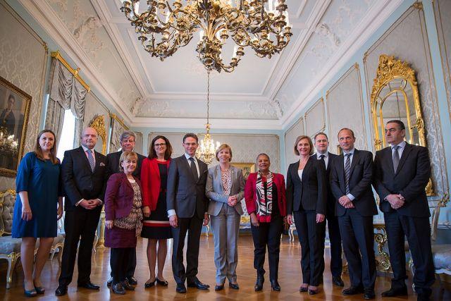 Αθανασίου: «Η Δημοκρατία είναι αδιαπραγμάτευτη αρχή της ΕΕ»   tovima.gr