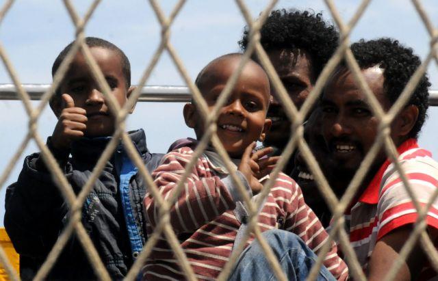 Ιταλία: 2.000 μετανάστες σώθηκαν σε 24 ώρες   tovima.gr